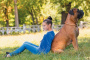 9 razones para amar a los Bullmastiffs