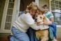 Los perros reducen el estrés para las familias de niños con autismo.