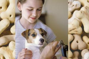Uñas de perro