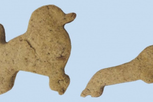 Receta de comida casera para perros: hamburguesas de pavo